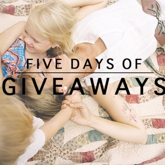 Amy Rae Photography // Five Days of Giveaways // www.amyraephotography.com