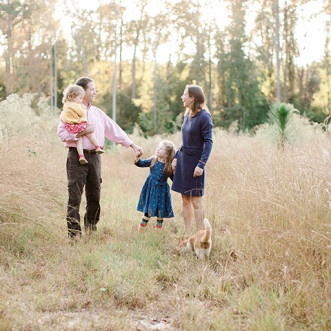 Amy Rae Photography // North Carolina Family Photographer Pinehurst Southern Pines Farm Family Session // www.amyraephotography.com