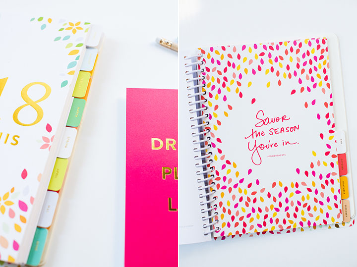Amy Rae Photography // Intentional Goal Planning with Powersheets from Cultivate What Matters